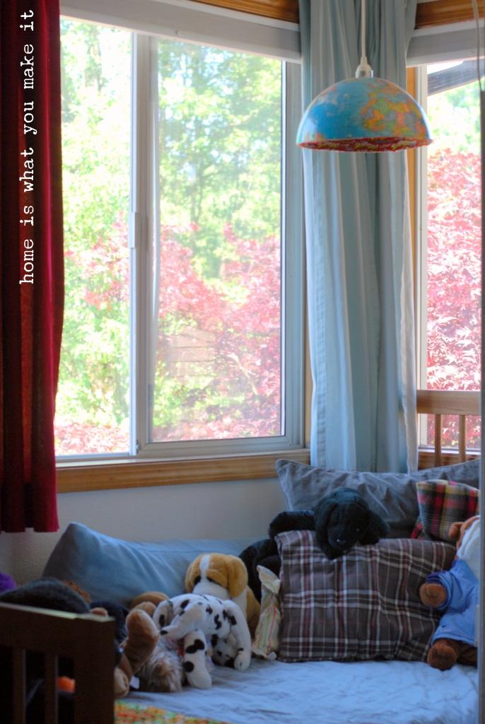 home made lovely - reece's room 5