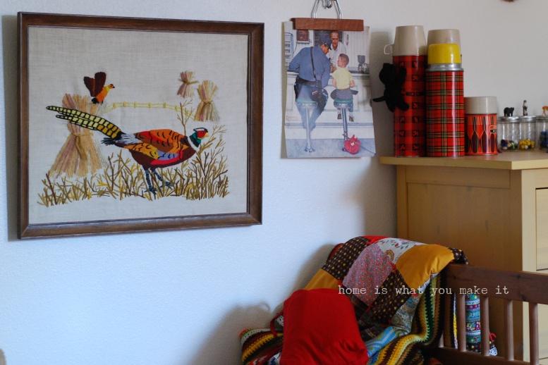 home made lovely - reece's room 8