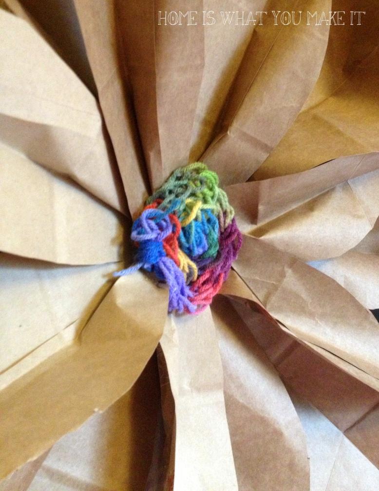 paper bag flowers 6