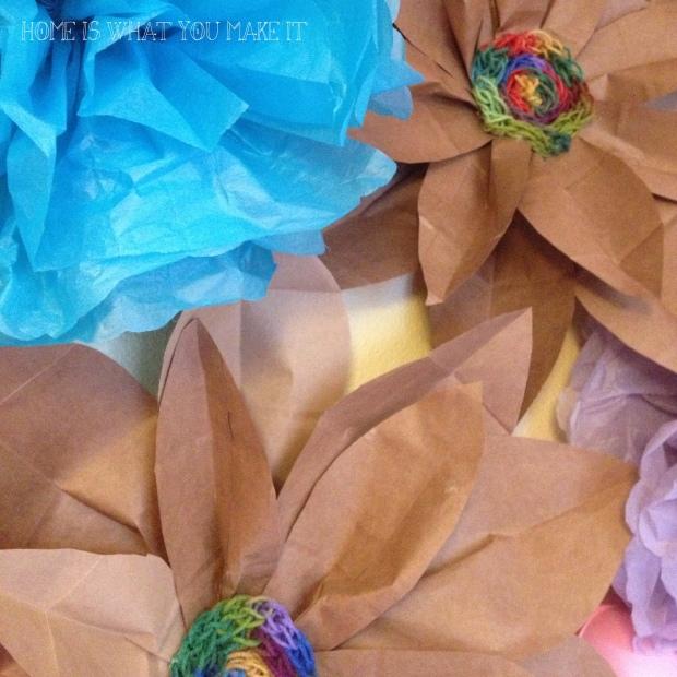 paper bag flowers 4