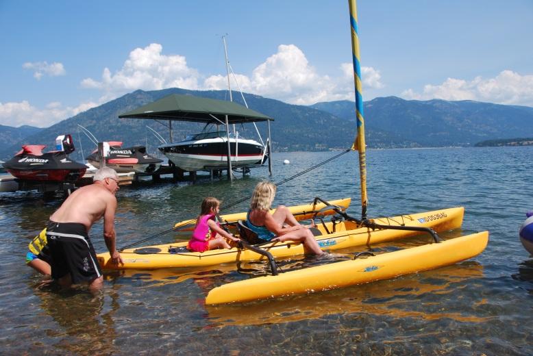at the lake 41