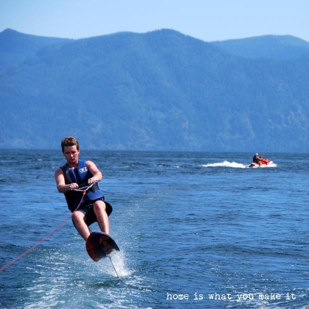 at the lake 34
