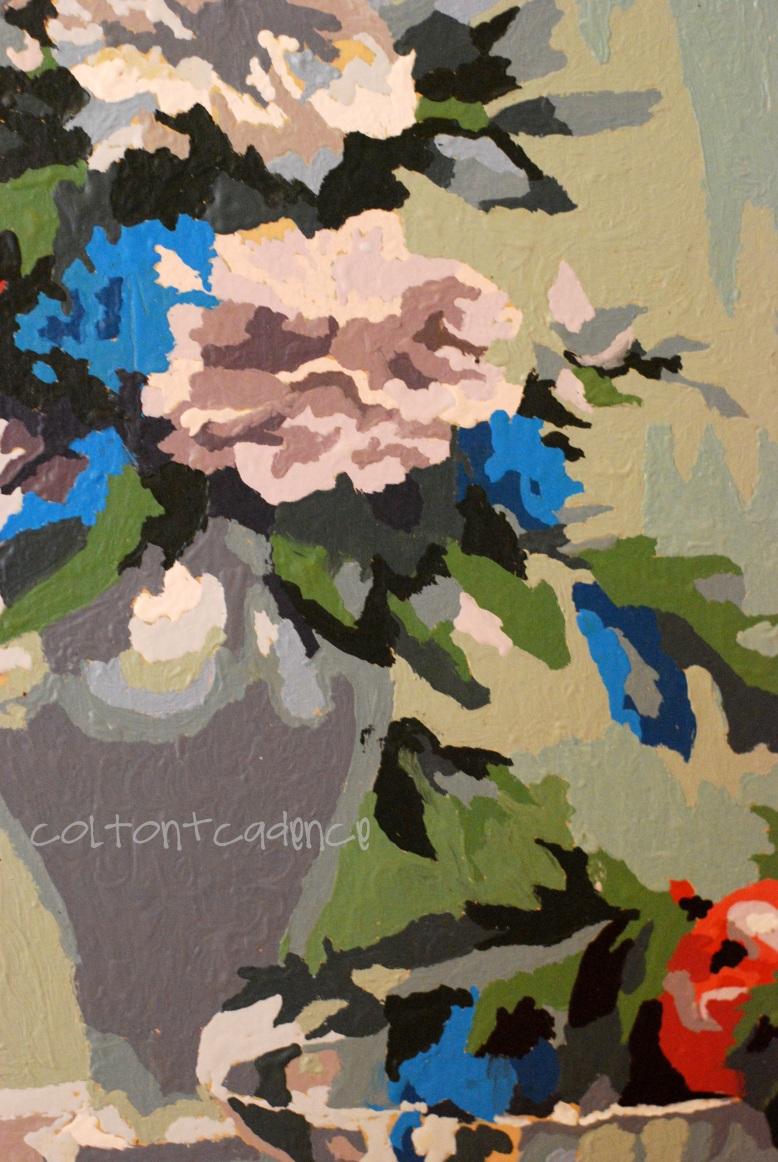flower pbn 1