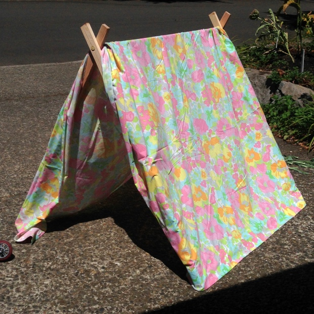 a frame tent 1