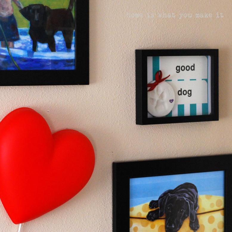 home made lovely - family room 5