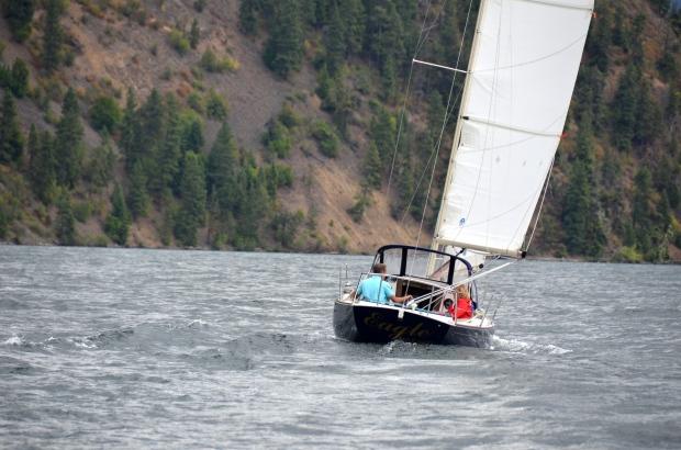 {july 25} sailing 4