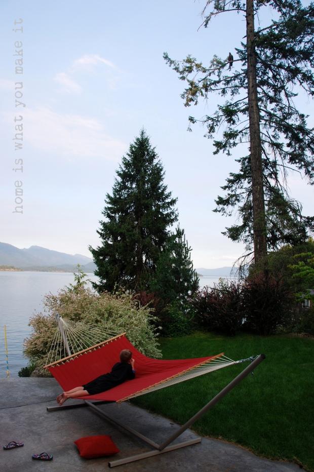 at the lake 40