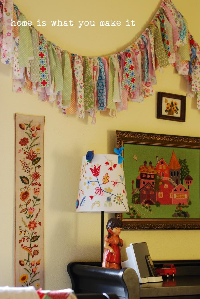 home made lovely - lorelai's room 8