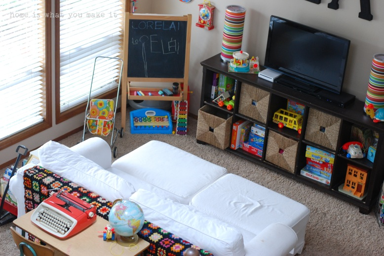 home made lovely - playroom 8