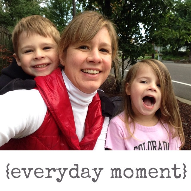 {embrace the camera} everyday moment