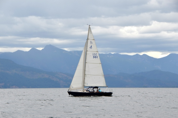 {july 25} sailing 2