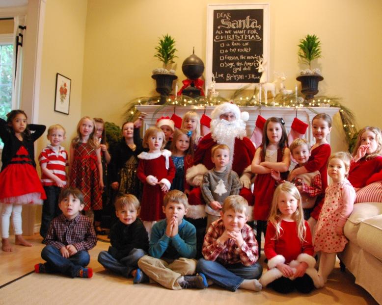 playgroup christmas 24