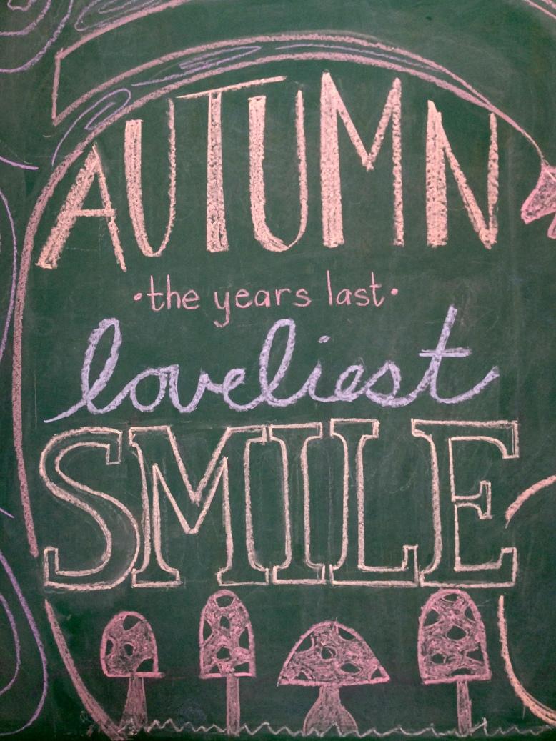 fall chalkboard artwork 9