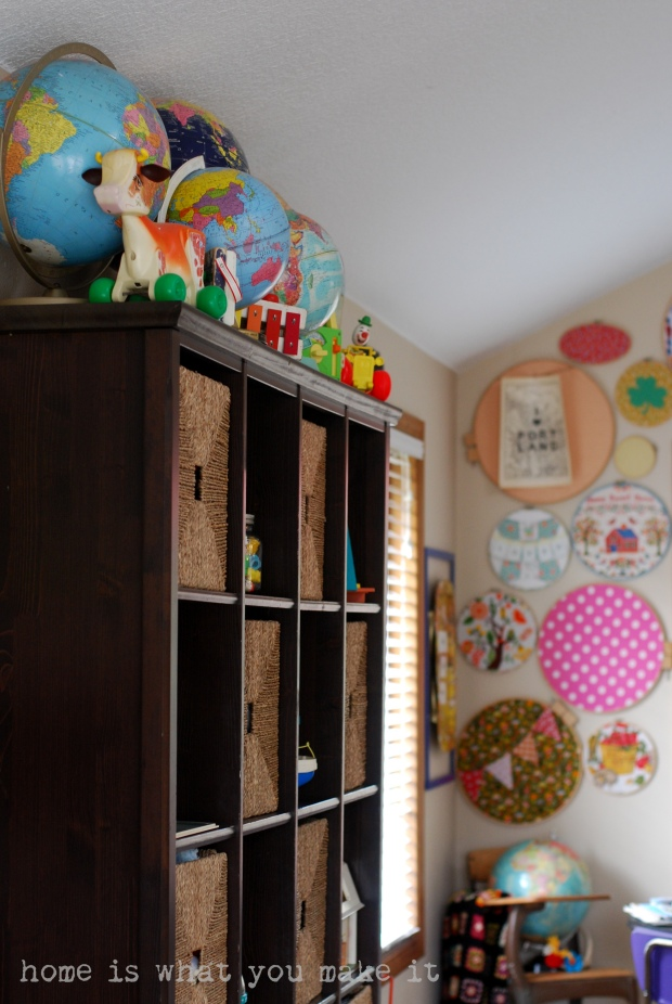 home made lovely - playroom 2