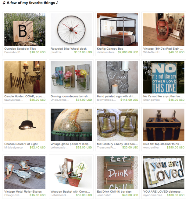 etsy treasury 1.24.2013