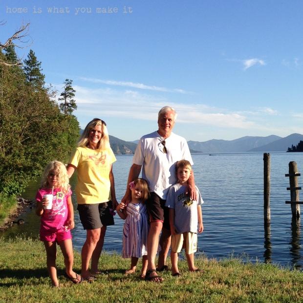 at the lake 8