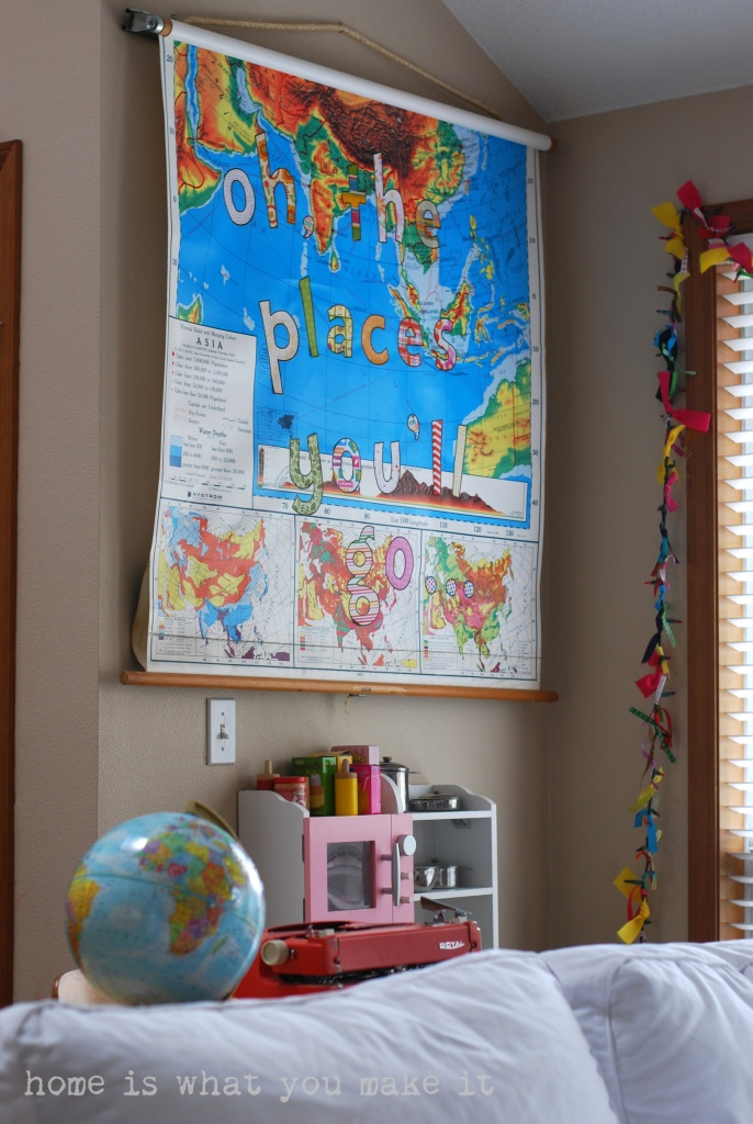 home made lovely - playroom 3