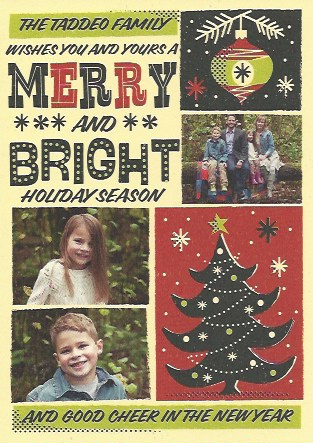 merry and bright 2014