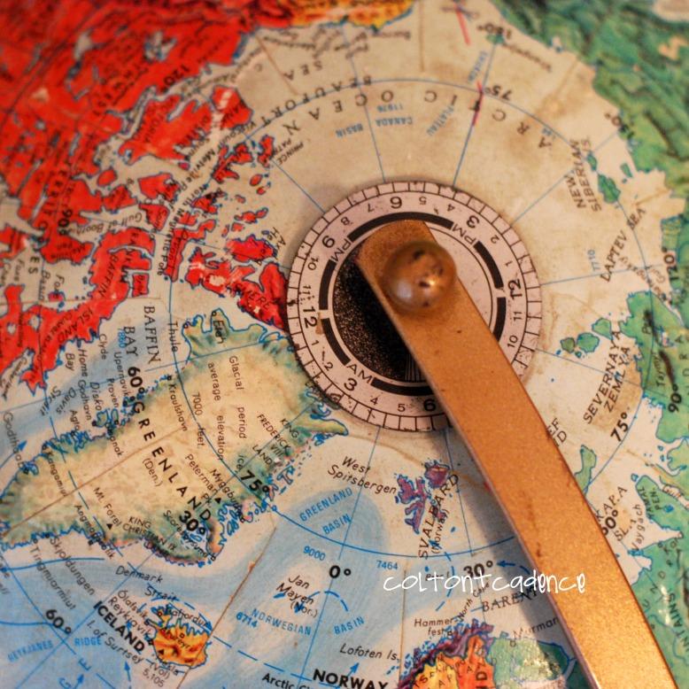 starter globe 4