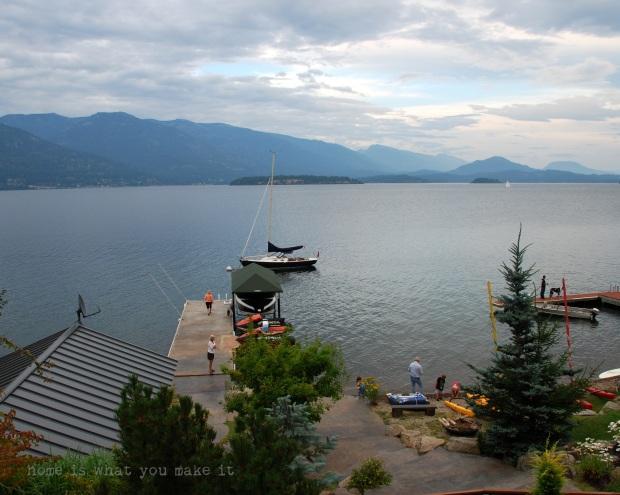 at the lake 57