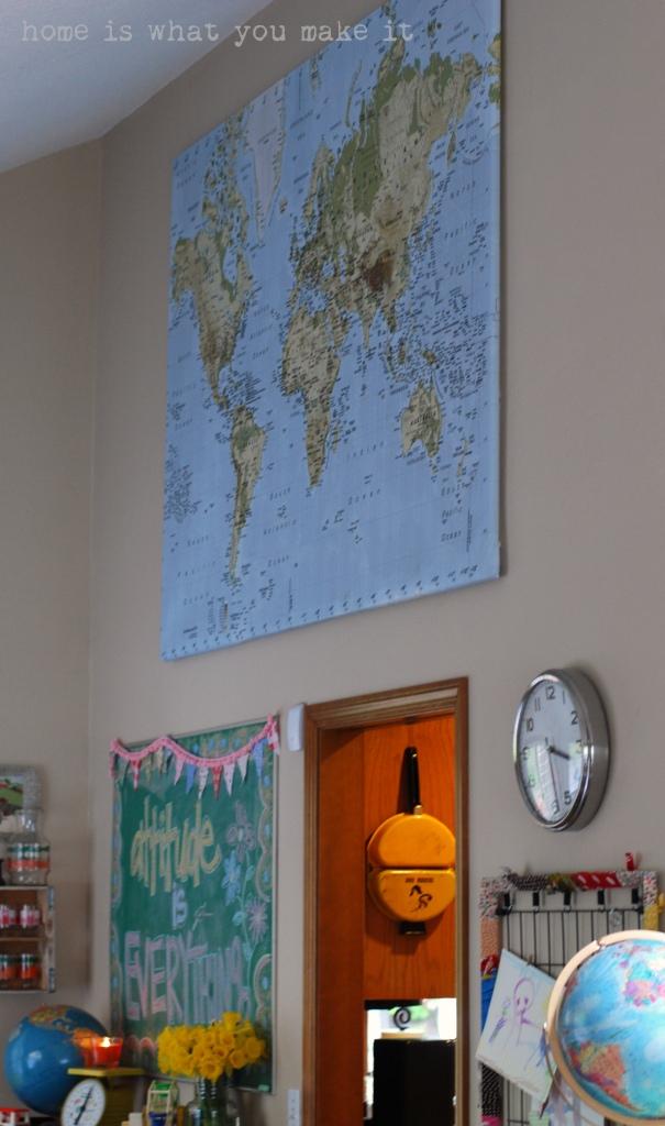 home made lovely - undining room 2