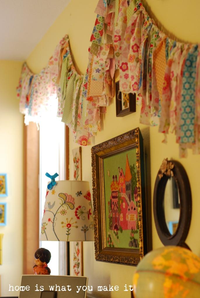 home made lovely - lorelai's room 6