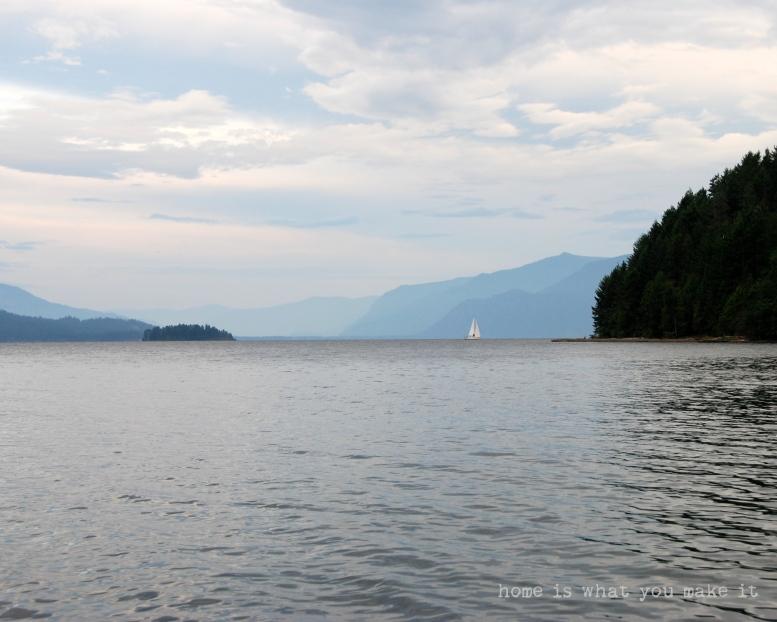 at the lake 58