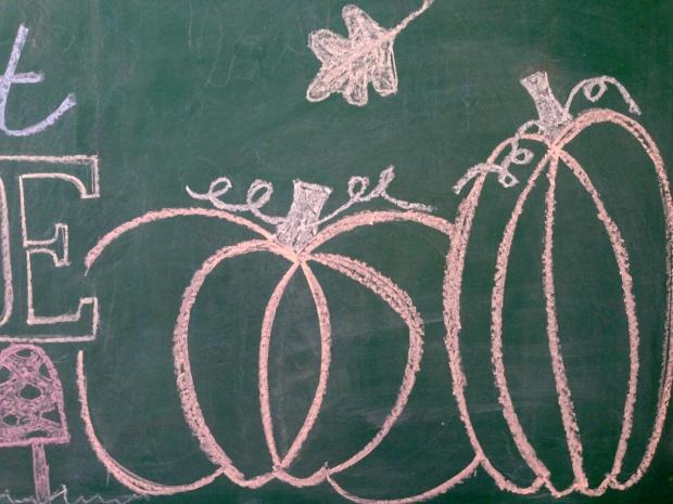 fall chalkboard artwork 7