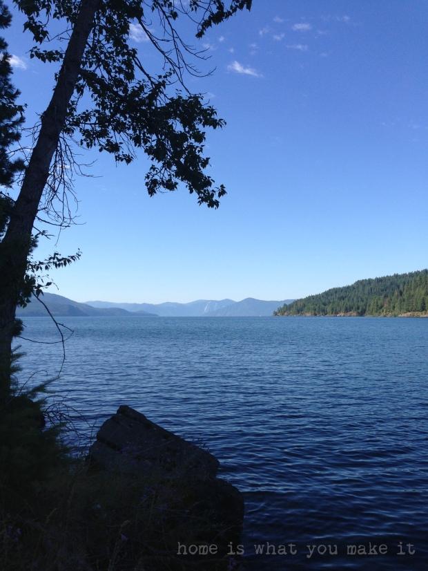 at the lake 10