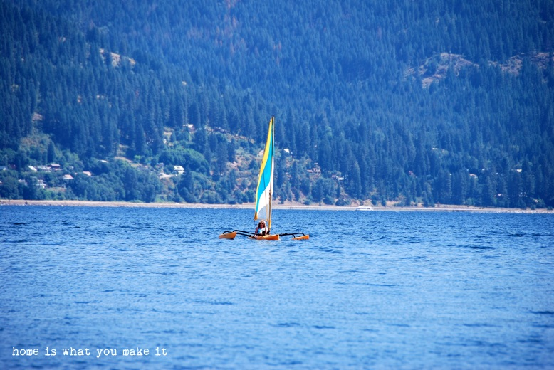 at the lake 21