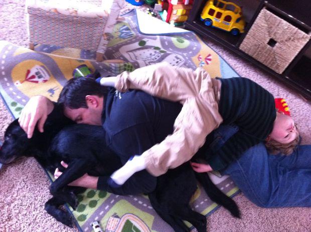 family dog 3:2011