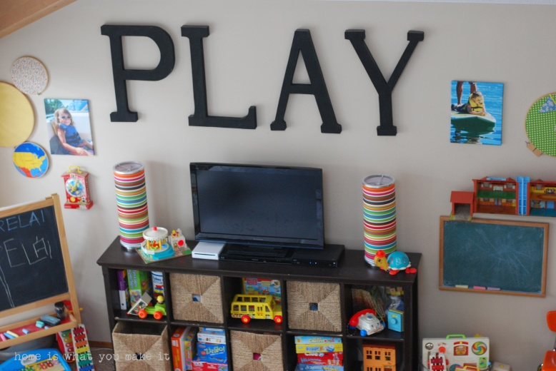 home made lovely - playroom 9